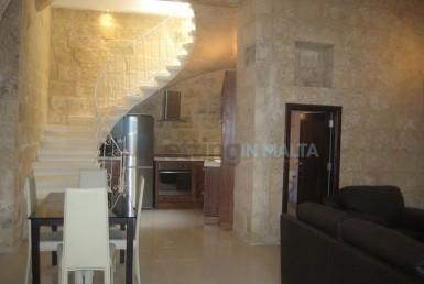 3 Bedroom House of Character For Rent in Zebbug Malta