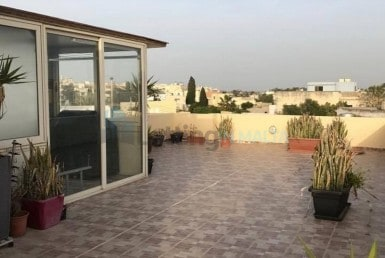 3 Bedroom Duplex Maisonette with Views For Rent in San Pawl ta Targa