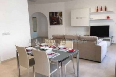 3 Bedroom Apartment For Rent in Lija Malta