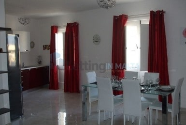 2 Bedroom Apartment For Rent in Sliema Malta