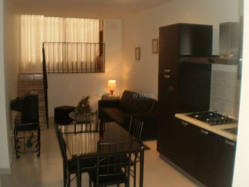 Neat 2 Bedroom Apartment Qawra Long Letting