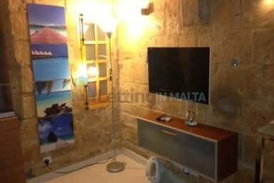 1 Bedroom Townhouse For Rent Valletta Malta