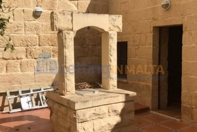 Letting Malta House Mosta 4 Bedrooms