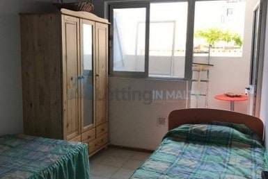 One Bedroom Mosta To Let