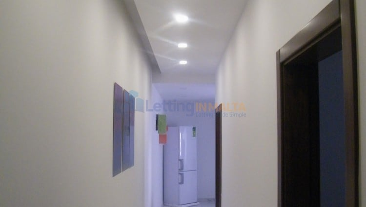 Rent Two Bedroom Apartment Sliema