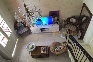 Town House For Rent in Senglea Malta