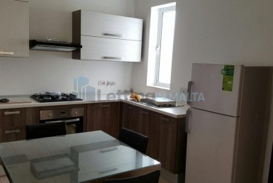 3 Bedroom Apartment For Rent in Marsaskala Malta