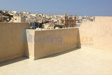 Rent Penthouse Two bed Malta