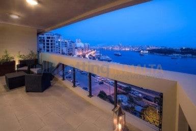 Rent Sea View Apartment Sliema