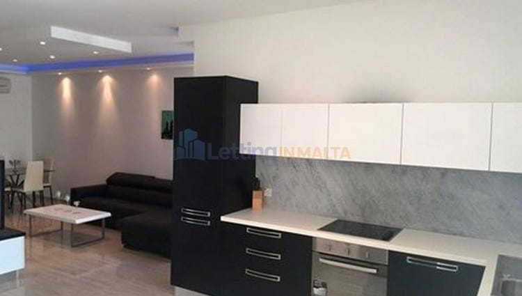 Rent Two Bed Sliema Apartment