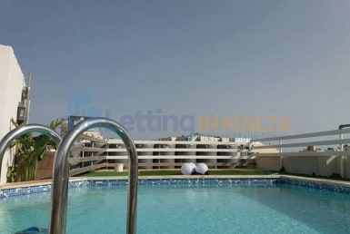 Seafront Sliema Penthouse