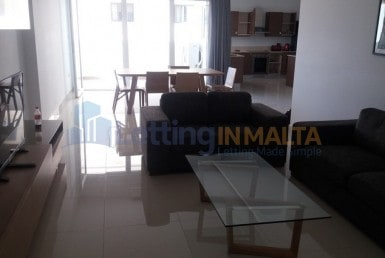 Malta Apartment Sliema Three Bedroom