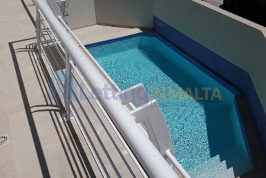 Long Let Malta House With Pool Ibragg