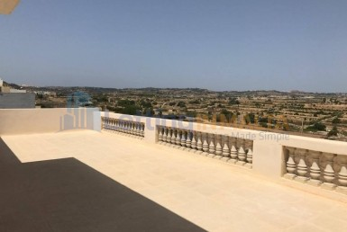 Long Term Rentals in Malta: 2 Bed Siggiewi