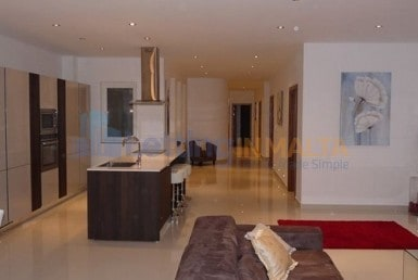 Luxury Apartment St Julians
