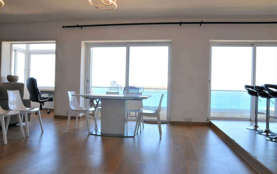 Amazing Apartment Seafront Sliema