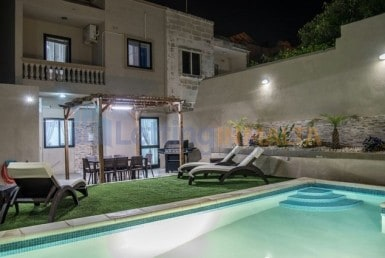 Malta Villa With Pool in Rabat