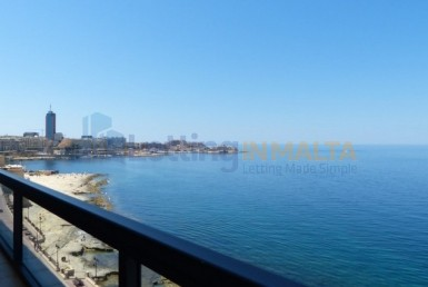 Luxury Sliema Seafront Apartment