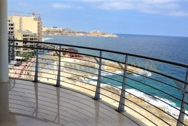 Massive Seafront Sliema Apartment