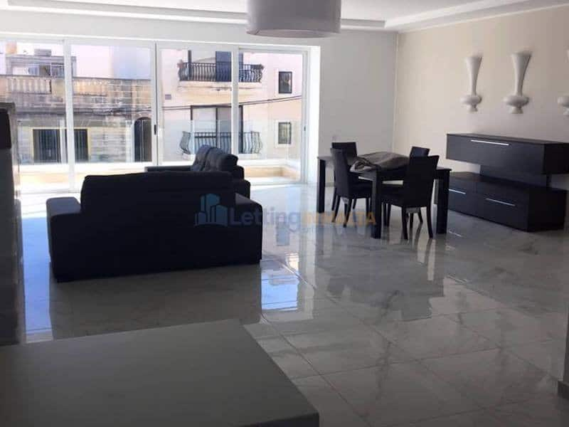 Rent Swieqi Apartment