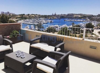 Rent Penthouse Malta Property