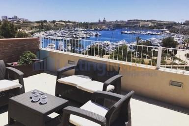 Rent Penthouse Malta Property