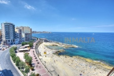 Rent Sliema Sea Front Real Estate Malta