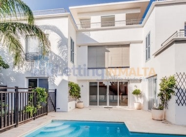 Rent Luxury Villa Malta