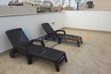 Penthouse For Rent Swieqi Malta