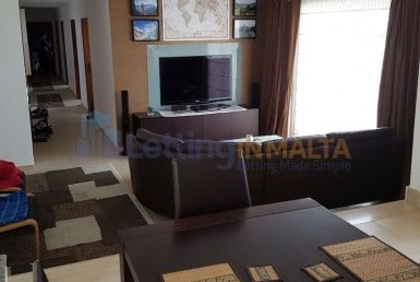 Flat Rent Malta Ibragg
