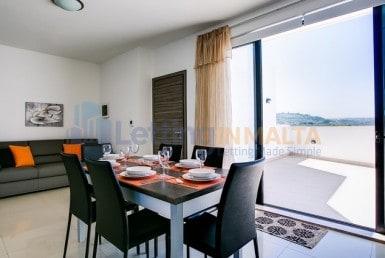 Rent Malta Penthouse Siggiewi