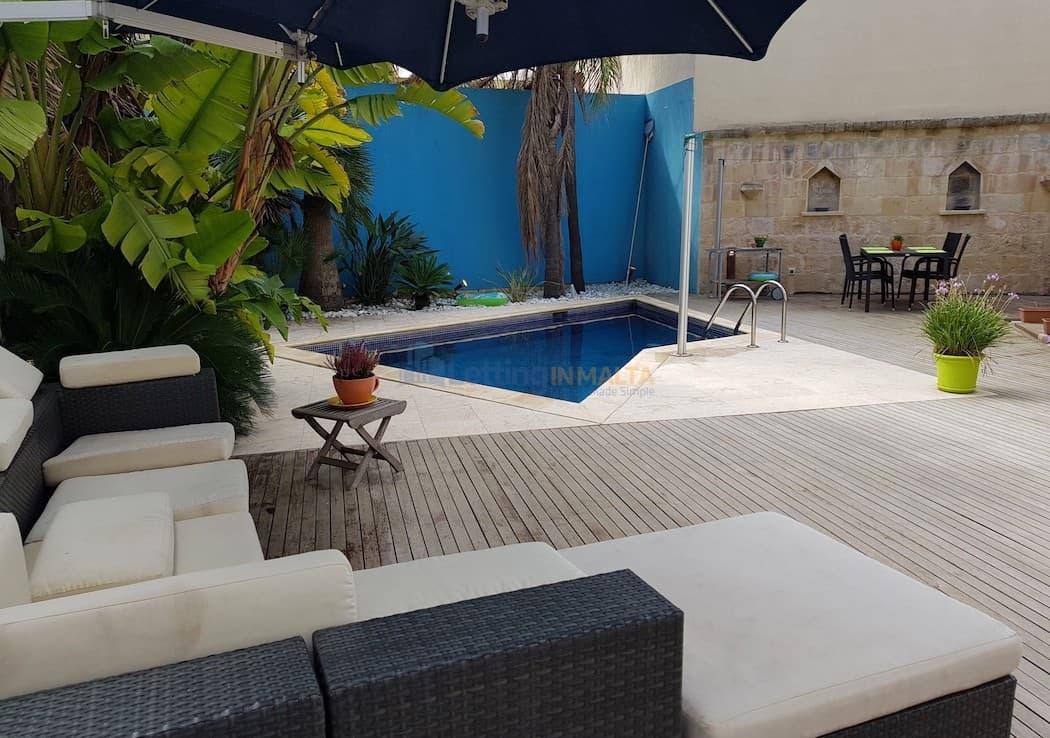 Malta Property Naxxar House