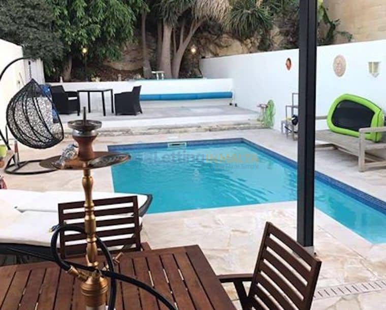 Letting Agents Malta Maisonette