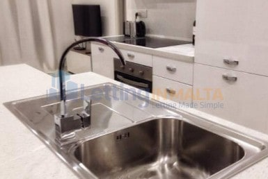 Malta Property For Rent Sliema Apartment