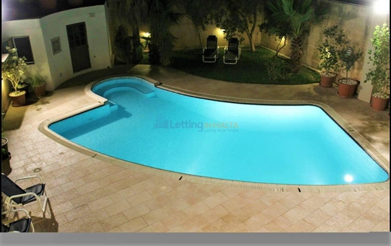 Detached Villa Malta With Pool,
