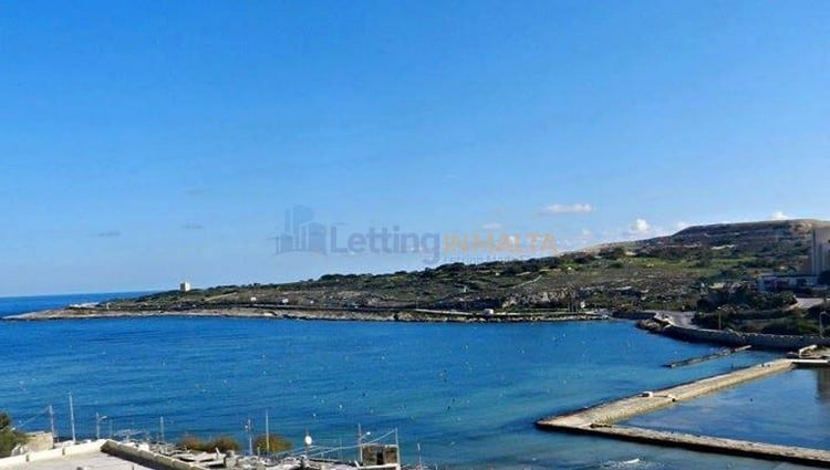 Letting In Malta Qawra 2 Bedroom