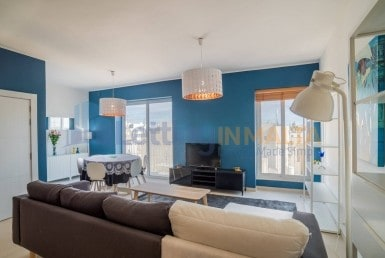 Rent Gzira 3 Bedroom Apartment
