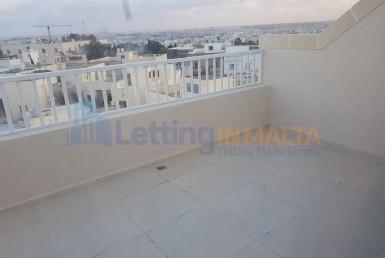San Gwann Penthouse To Let Malta