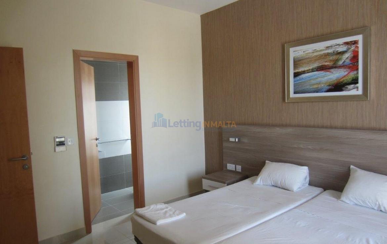 Rent Gzira Apartment 2 Bedroom