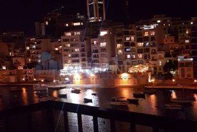 Rent Seafront Apartment St Julians