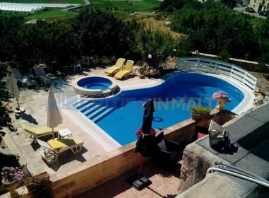 Rent Farmhouse Malta With Pool