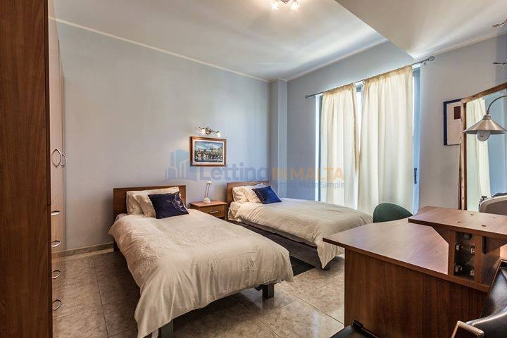 Rent Apartment Portomaso Malta