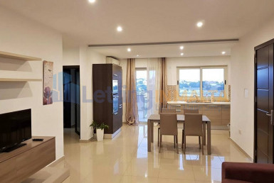 Rent Modern Apartment San Gwann