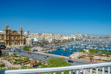 Msida Townhouse To Let Malta