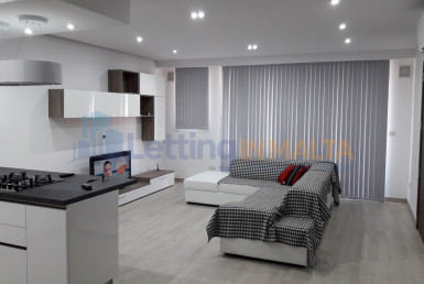 Modern three bedroom apartment in Marsascala