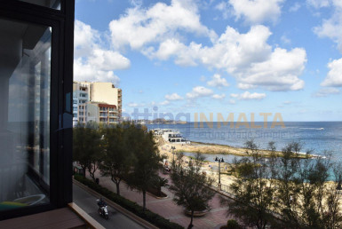 Seafront Apartment Sliema To Let