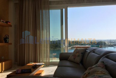 Seafront Sliema Apartment