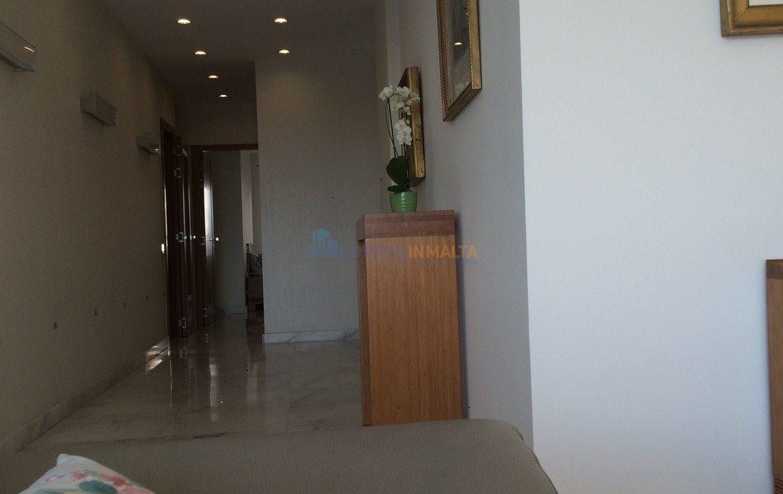 Seafront Sliema Apartment