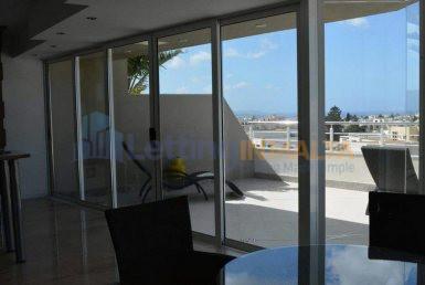 Naxxar Penthouse Malta To Let