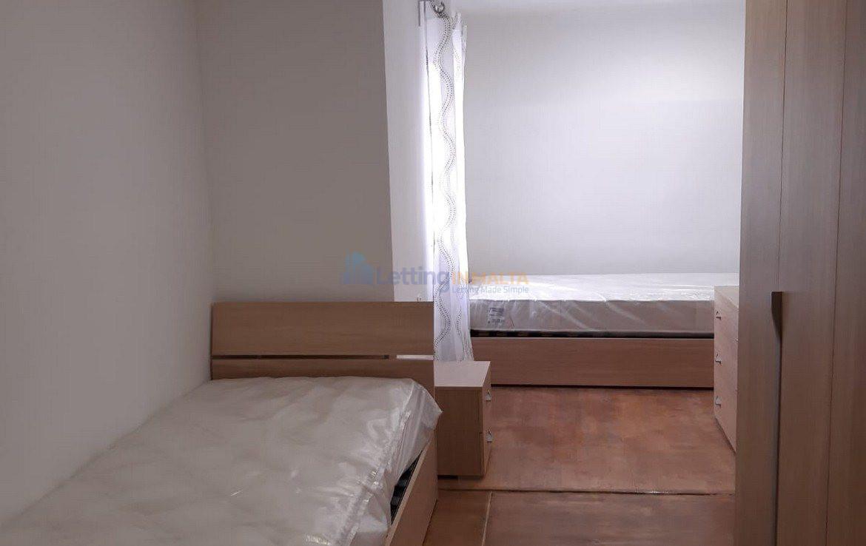 Two Bedroom Maisonette to Let Zebbug